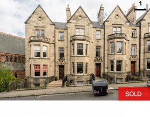For Sale  4b Douglas Gardens Edinburgh EH4 3DA Forsyth Solicitors Estate Agents