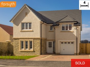 SOLD 10 Sim Forth, North Berwick EH39 5FD Forsyth Solicitors Estate Agents