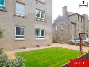 SOLD 11:2 Whitson Grove, Edinburgh EH11 3DT Forsyth Solicitors Estate Agents