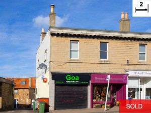 SOLD 124a High Street Prestonpans EH32 9AD Forsyth Solicitors Estate Agents
