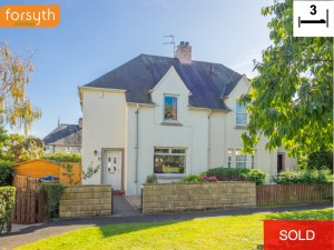 SOLD 13 Princess Mary Road Haddington EH41 3LE Forsyth Solicitors Estate Agents