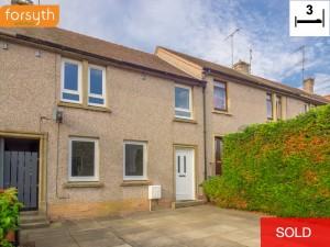 SOLD 13 Traprain Terrace Haddington EH41 3QE Forsyth Solicitors Estate Agents