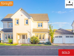 SOLD 17 Toll House Gardens Tranent EH33 2QQ Forsyth Solicitors Estate Agents