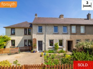 SOLD 2 Peachdales Haddington EH41 3NX Forsyth Solicitors Estate Agents
