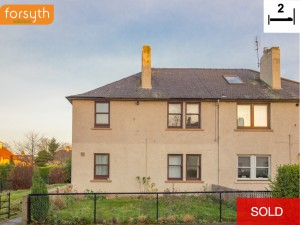 SOLD 20 Wilson Avenue Prestonpans EH32 9PD Forsyth Solicitors Estate Agents