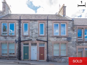 SOLD 204b Church Street Tranent ES33 1BL Forsyth Solicitors Estate Agents