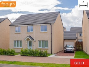 SOLD 24 Simpson Avenue, Dunbar EH42 1XX Forsyth Solicitors Estate Agents