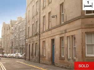 SOLD 26(GFL) Roseneath Terrace Marchmont EH9 1JW  Forsyth Solicitors Estate Agents