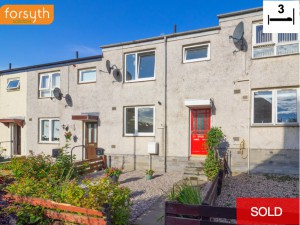 SOLD 29 Gilbert Avenue, North Berwick EH39 4ED Forsyth Solicitors Estate Agents