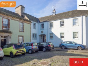 SOLD 3 St Anne's Place Haddington EH41 4BS Forsyth Solicitors Estate Agents