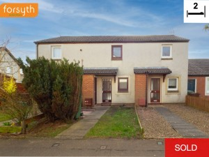 SOLD 31 Dobson's Place Haddington EH41 4RT Forsyth Solicitors Estate Agents