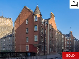 SOLD 313 Websters Land, Edinburgh, EH1 2RUForsyth Solicitors Estate Agents