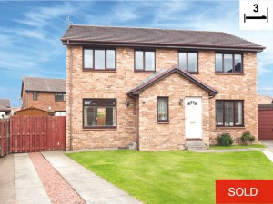 SOLD 32 Clayknowes Avenue Musselburgh EH21 6UR Forsyth Solicitors Estate Agents
