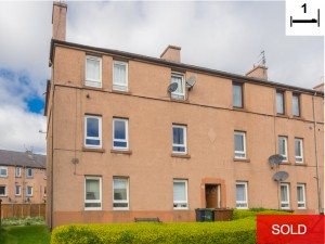 SOLD 3:3 Stenhouse Gardens North EH11 3EW Forsyth Solicitors Estate Agents