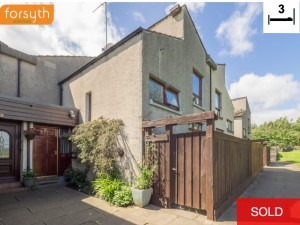 SOLD 34 Abbots View Haddington EH41 3QH Forsyth Solicitors Estate Agents