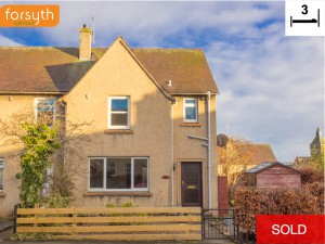 SOLD 4 Peachdales, Haddington EH41 3NX Forsyth Solicitors Estate Agents
