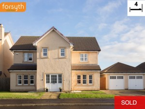 SOLD 4 Toll House Gardens, EH33 2QQ Forsyth Solicitors Estate Agents