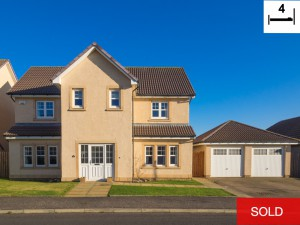 SOLD 4 Toll House Gardens,Tranent EH33 2QQ Forsyth Solicitors Estate Agents