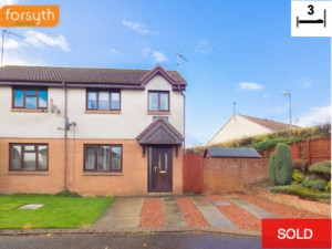 SOLD 44 Long Cram Haddington EH41 4NS Forsyth Solicitors Estate Agents