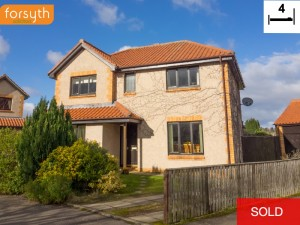 SOLD 59 Vinefields Pencaitland EH34 5HD Forsyth Solicitors Estate Agents