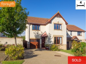 SOLD 64 Rhodes Park North Berwick EH39 5NA Forsyth Solicitors Estate Agents