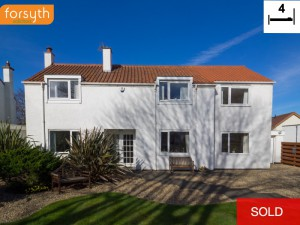 SOLD 8 Campbell Road Longniddry EH32 0NP Forsyth Solicitors Estate Agents