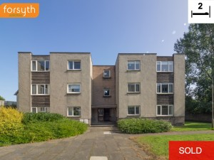 SOLD 8 Somnerfield Court Haddington EH41 3RT Forsyth Solicitors Estate Agents