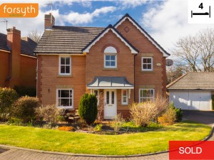SOLD 8 Trainers Brae, North Berwick EH39 4NR Forsyth Solicitors Estate Agents