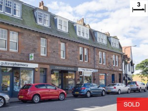 SOLD 8:3 Rosebery Place, Gullane, EH31 2AN Forsyth Solicitors Estate Agents