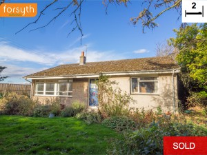 SOLD Cara Cottage, Congalton Gardens, North Berwick, EH39 5JP Forsyth Solicitors Estate Agents