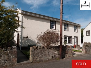 SOLD  Tron Cottage The Wynd Gifford EH41 4QT Forsyth Solicitors Estate Agents