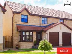 Sold 20 Gavin's Lee, Tranent, EH33 2AP Forsyth Solicitors Estate Agents