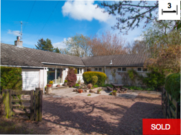 Sold The Buffers, Station Road, Gifford EH41 4QL Forsyth Solicitors Estate Agents