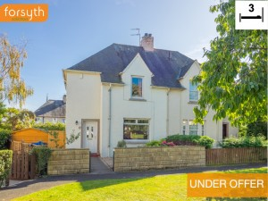 UNDER OFFER 13 Princess Mary Road Haddington EH41 3LE Forsyth Solicitors Estate Agents