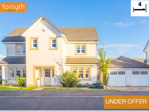 UNDER OFFER 17 Toll House Gardens Tranent EH33 2QQ Forsyth Solicitors Estate Agents