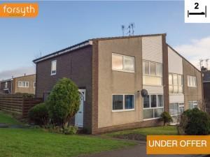 UNDER OFFER 2 Clerkington Walk, Haddington EH41 4EN Forsyth Solicitors Estate Agents