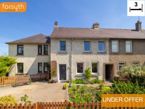 UNDER OFFER 2 Peachdales Haddington EH41 3NX Forsyth Solicitors Estate Agents