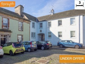 UNDER OFFER 3 St Anne's Place Haddington EH41 4BS Forsyth Solicitors Estate Agents