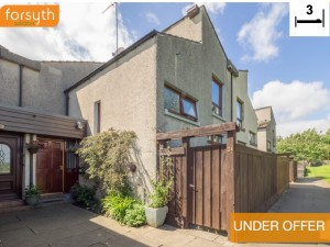 UNDER OFFER 34 Abbots View Haddington EH41 3QH Forsyth Solicitors Estate Agents