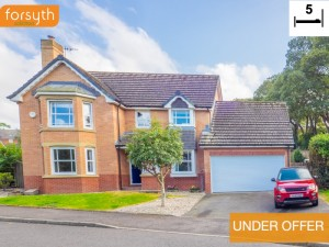UNDER OFFER 39 Trainers Brae North Berwick EH39 4NR Forsyth Solicitors Estate Agents
