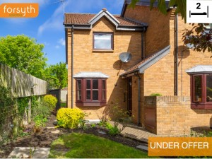 UNDER OFFER 4 Princess Mary Place Haddington EH41 3NN Forsyth Solicitors Estate Agents