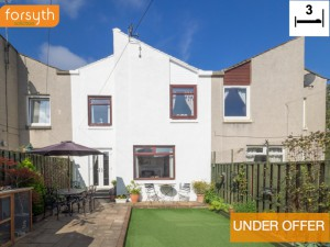 UNDER OFFER 46 Abbots View Haddington EH41 3QH Forsyth Solicitors Estate Agents
