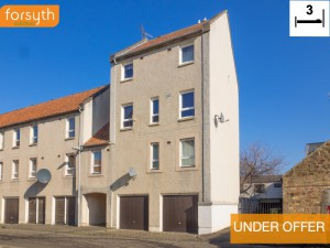 UNDER OFFER 7 Tyne Court Haddington EH41 4BL Forsyth Solicitors Estate Agents