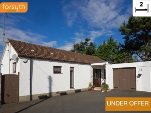 UNDER OFFER 70b Countess Road Dunbar EH42 1DZ Forsyth Solicitors Estate Agents