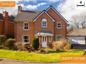 UNDER OFFER 8 Trainers Brae, North Berwick EH39 4NR Forsyth Solicitors Estate Agents