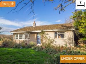 UNDER OFFER Cara Cottage, Congalton Gardens, North Berwick, EH39 5JP Forsyth Solicitors Estate Agents