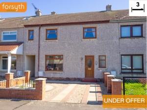 UNDR OFFER 3 Rig Place Aberlady EH32 0RR Forsyth Solicitors Estate Agents