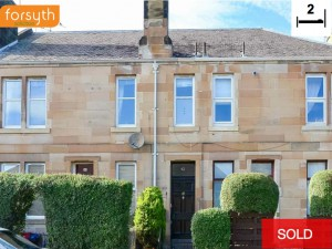 SOLD 42A Bonnyrigg Road Dalkeith EH22 3HD Forsyth Solicitors Estate Agents
