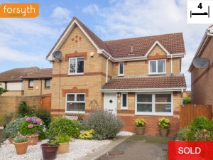 SOLD 51 Rowanhill Drive Port Seton EH32 0SX Forsyth Solicitors Estate Agents