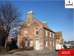 SOLD 29A High Street East Linton EH40 3AA  Forsyth Solicitors Estate Agents